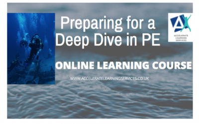Ofsted Deep Dive in PE