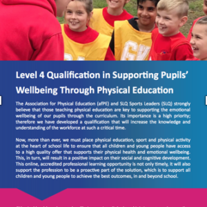 Level 4 AFPE Course